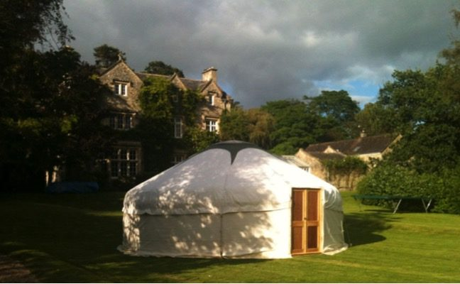 24ft Dorm Yurt - New for 2018!