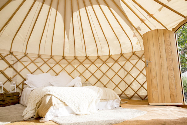 1 season yurt package