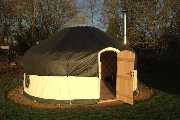 4 season yurt package