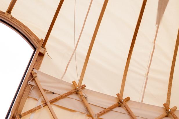 yurt trellis