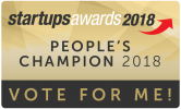Shortlisted for Export StartUp of the year, 2018