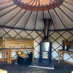 10ft Sauna Yurt