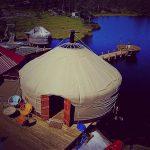 24ft Yurt Lounge