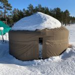 Arctic Yurt 14ft
