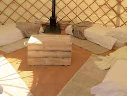 4 Bed Glamping Yurt