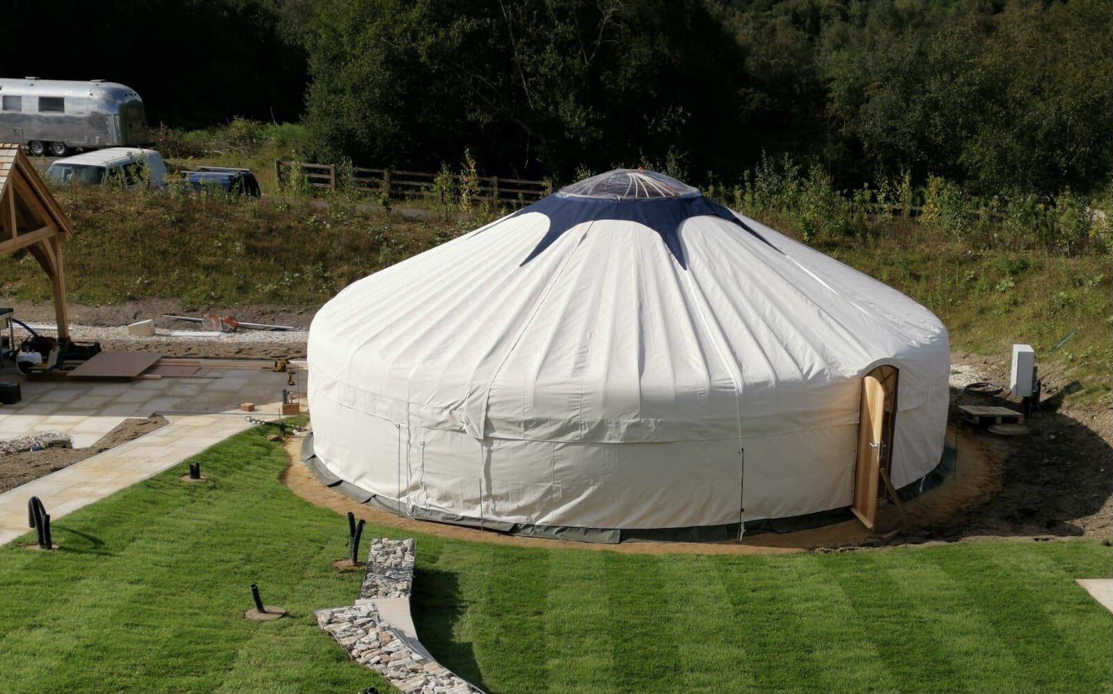 30 Ft event Yurt