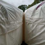 Yurt to yurt exterior connection
